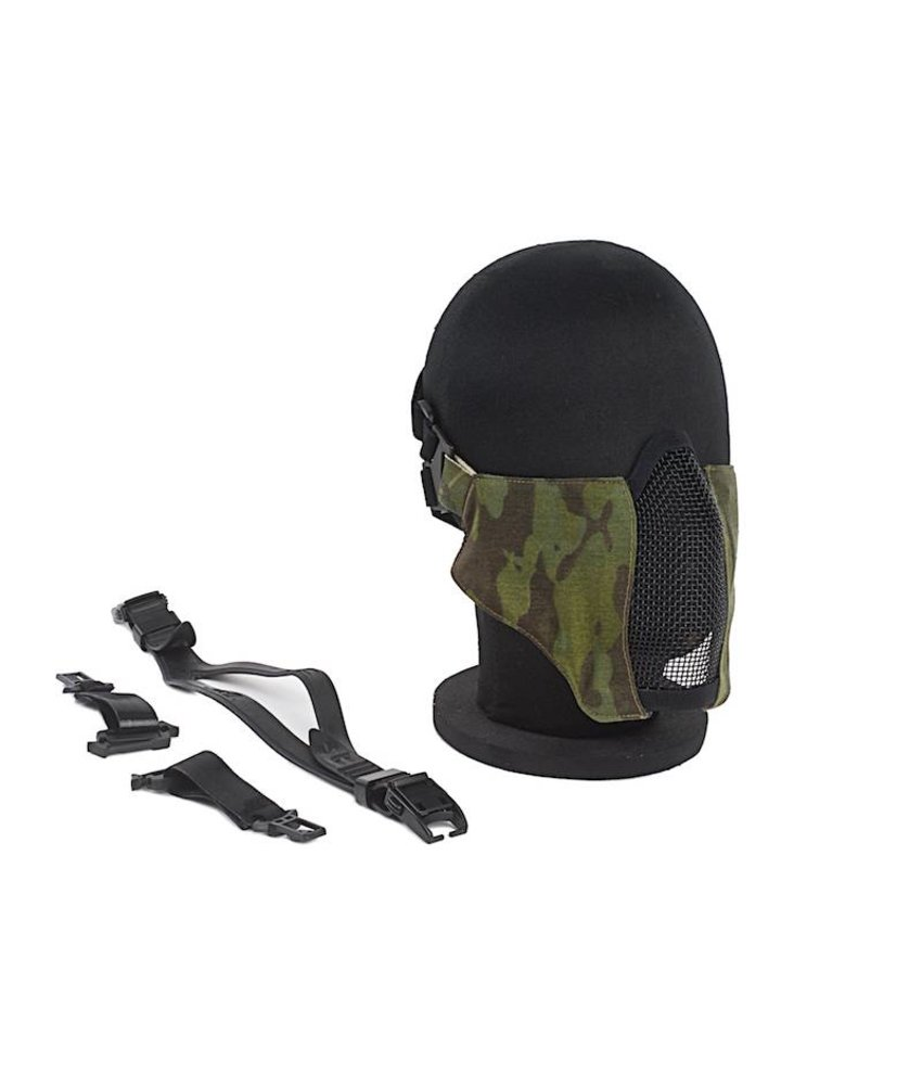 TMC PDW Soft Slide 2.0 Mesh Mask (Multicam Tropic)