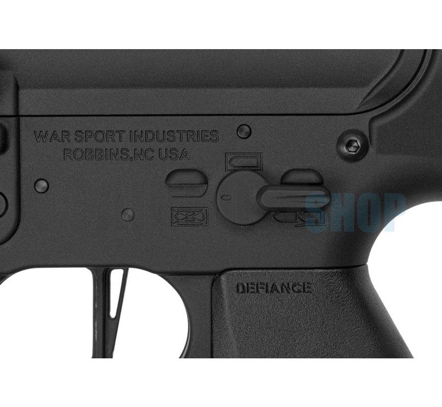 War Sport LVOA-S (Black)