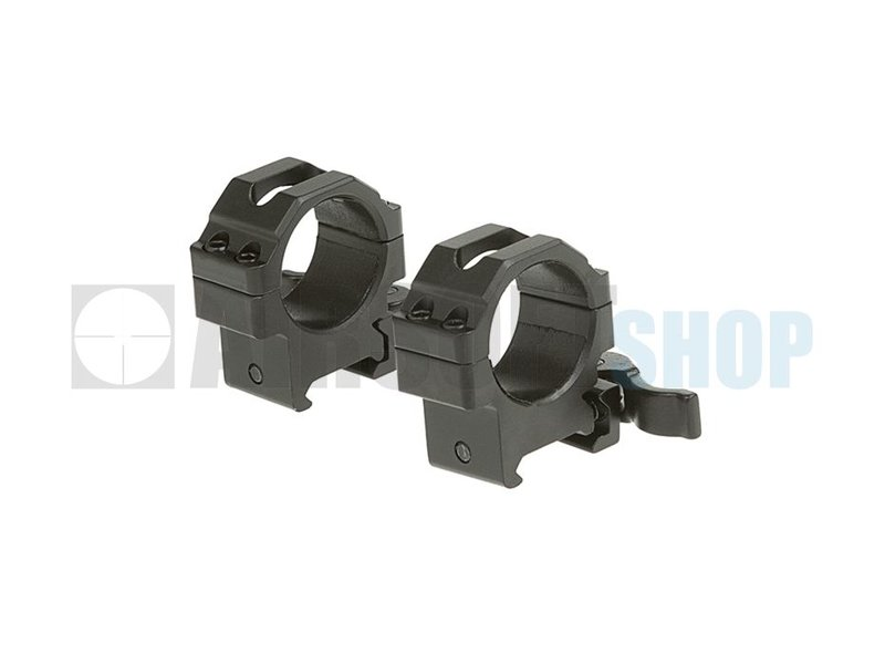 Leapers / UTG 30mm QD CNC Mount Rings (Low)