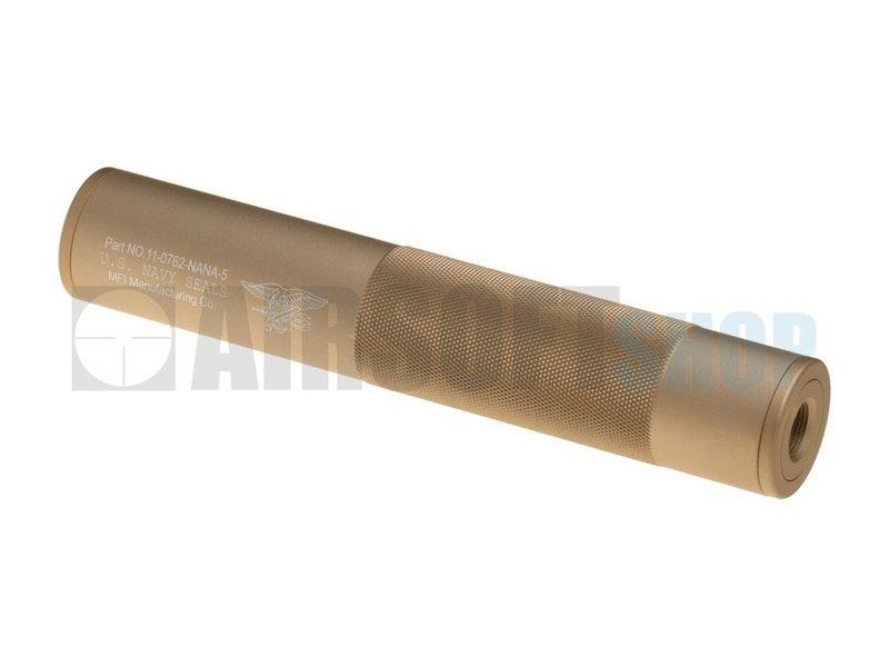 FMA 198x35 Navy Seals Silencer CW/CCW (Dark Earth)