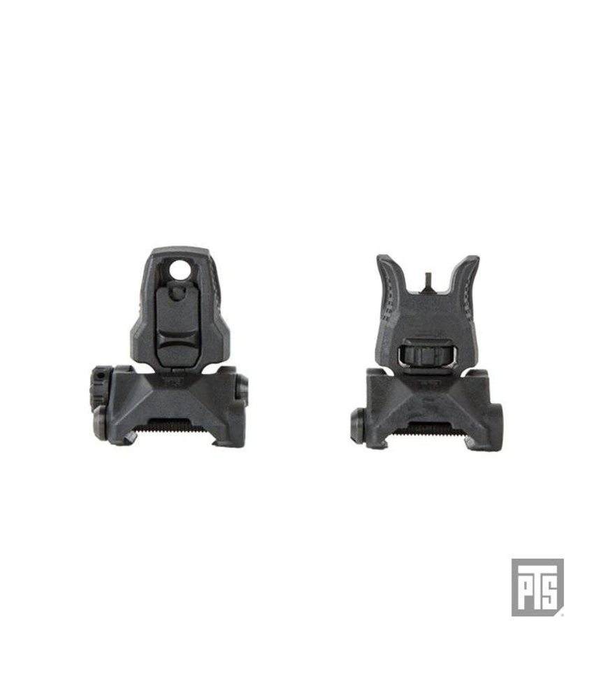 PTS Enhanced Polymer Back-Up Iron Sight (EPBUIS) (Black)
