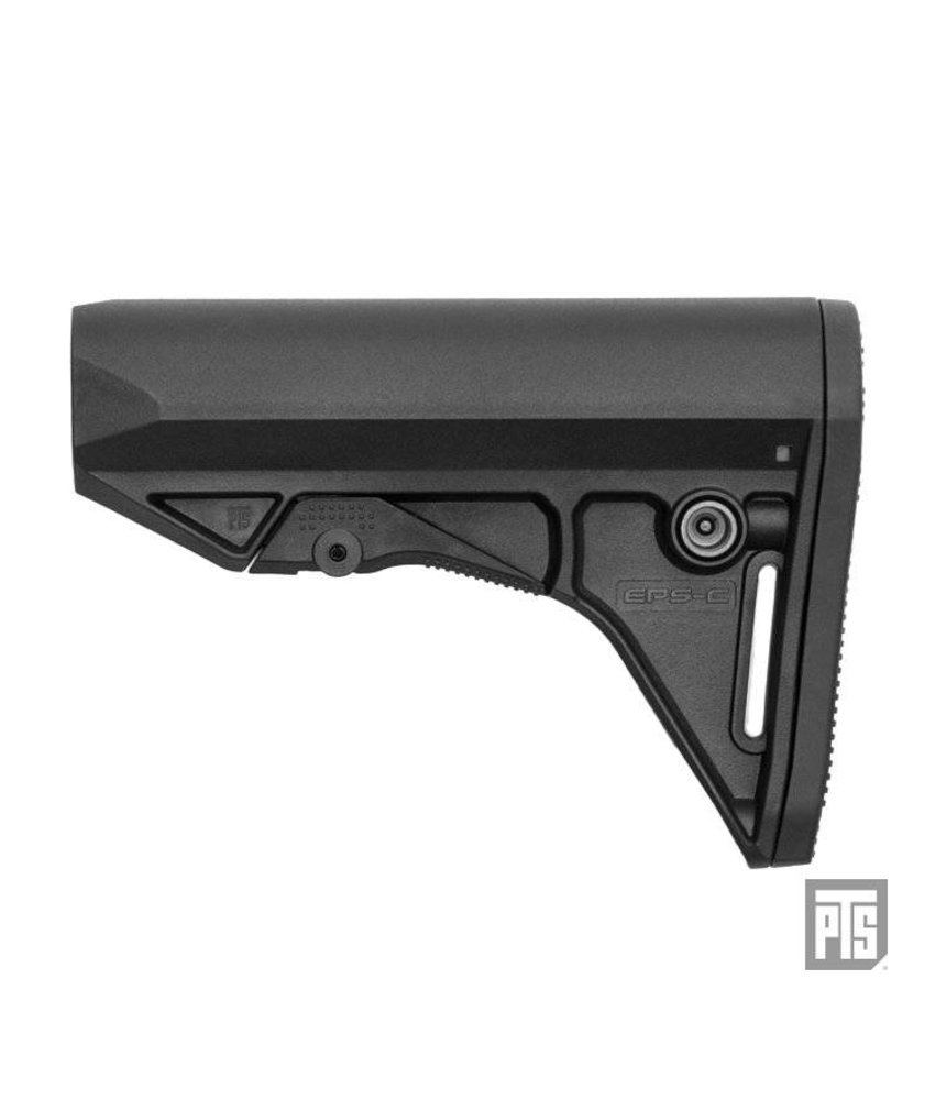 PTS Enhanced Polymer Stock Compact (EPS-C) (Black)