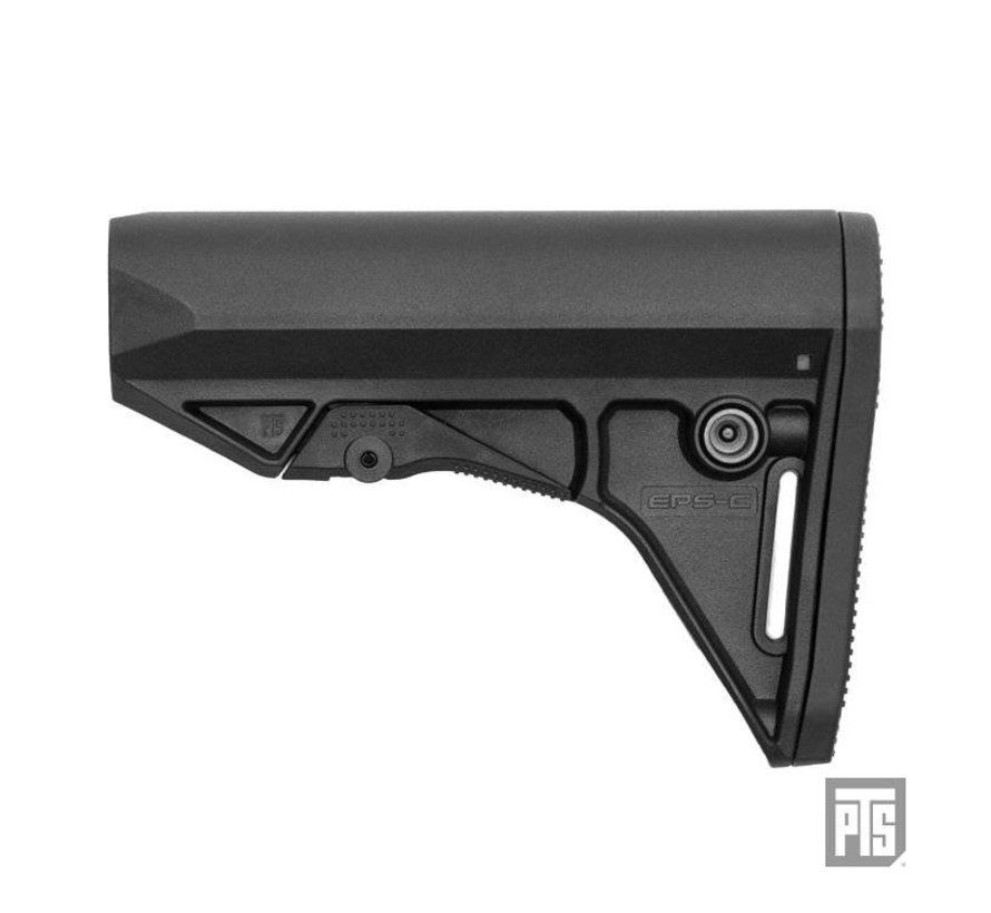 Enhanced Polymer Stock Compact (EPS-C) (Black)