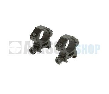 Leapers / UTG 25.4mm Mount Rings (Low)