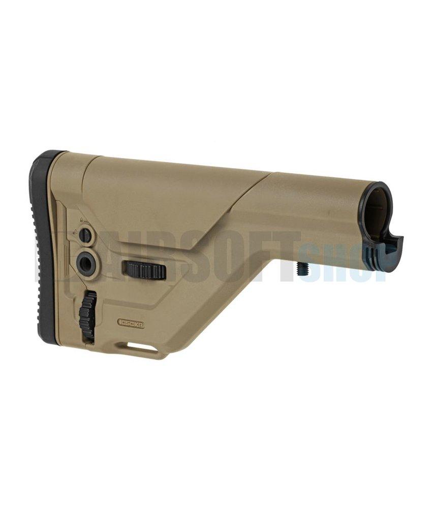 ICS UKSR Precision Adjustable Stock (Tan)