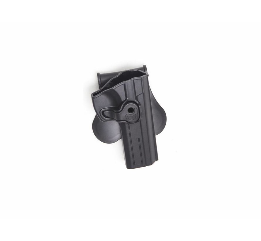Paddle Holster SP-01 Shadow (Black)