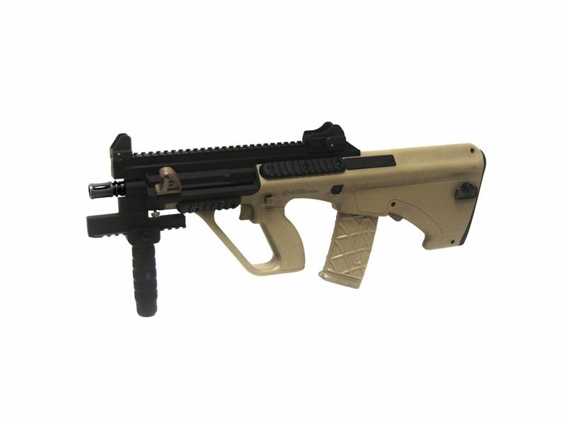 ASG Steyr AUG A3 XS Commando Proline (Tan)