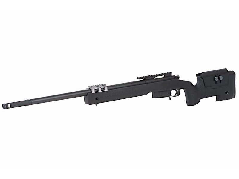 Tokyo Marui M40A5 Bolt Action Sniper Rifle (Black)