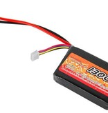 VB Power LiPo 11.1V 1300mAh 15C Mini Type