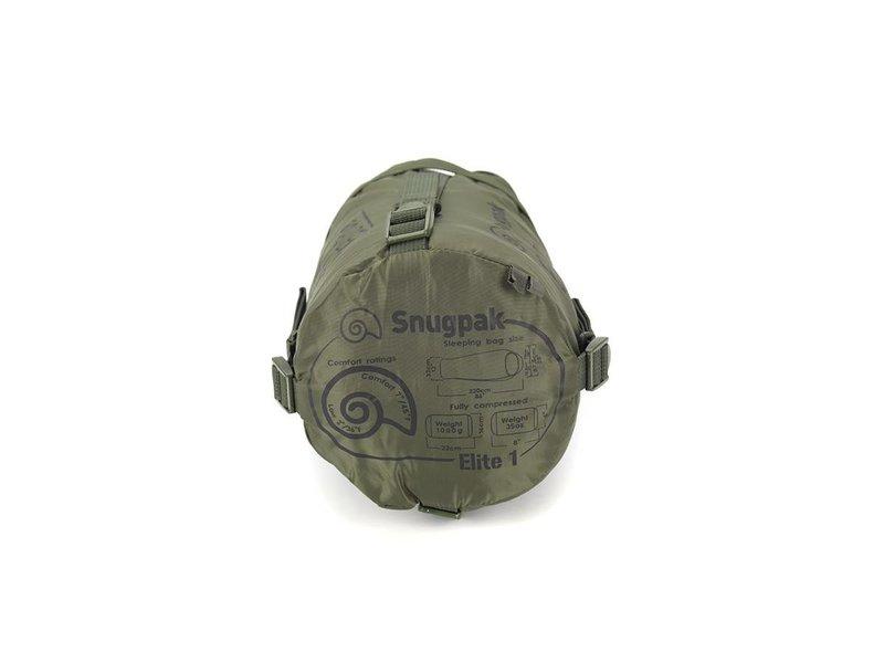 Snugpak Softie Elite 1 Sleeping Bag (Olive)