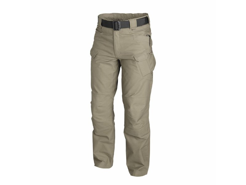 Helikon Urban Tactical Pants (Polycotton Ripstop) (Khaki)