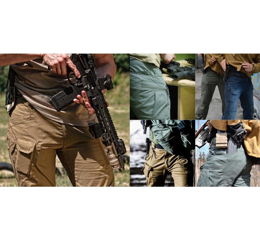 Urban Tactical Pants (Polycotton Ripstop) (Olive Drab)