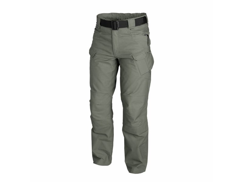 Helikon Urban Tactical Pants (Polycotton Ripstop) (Olive Drab)