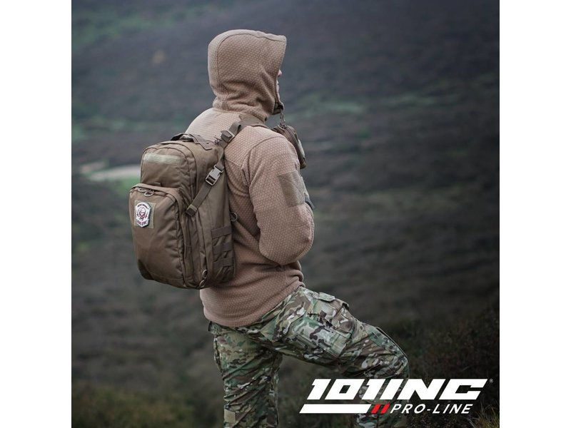 101 Inc Multi Sling Bag (Olive Drab)