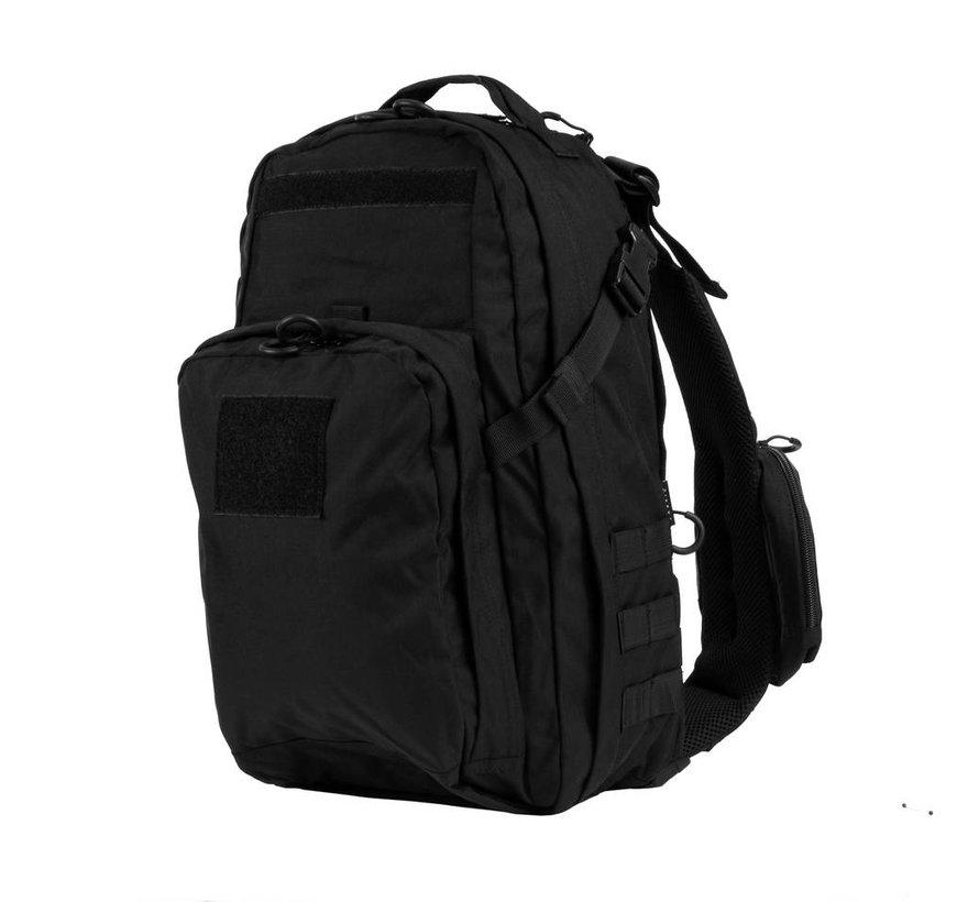 Multi Sling Bag (Black)