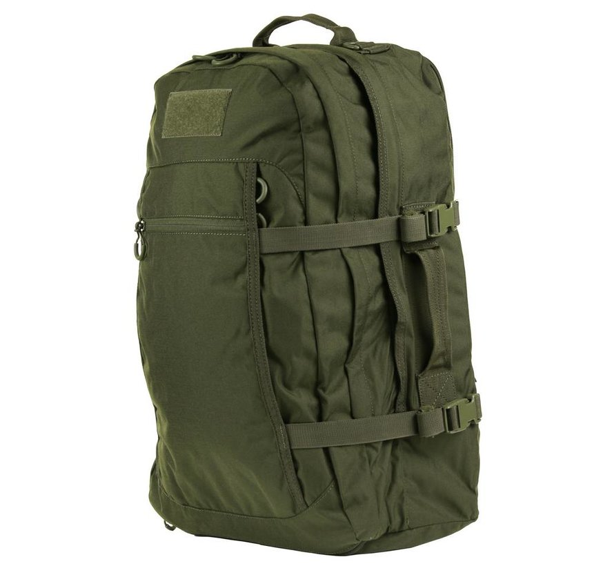 Travel Mate Backpack (Olive Drab)