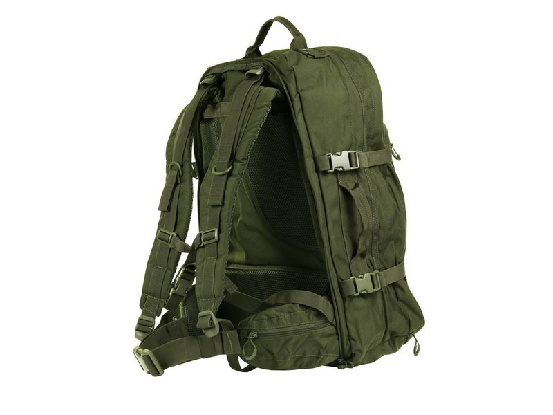 101 Inc Travel Mate Backpack (Olive Drab)
