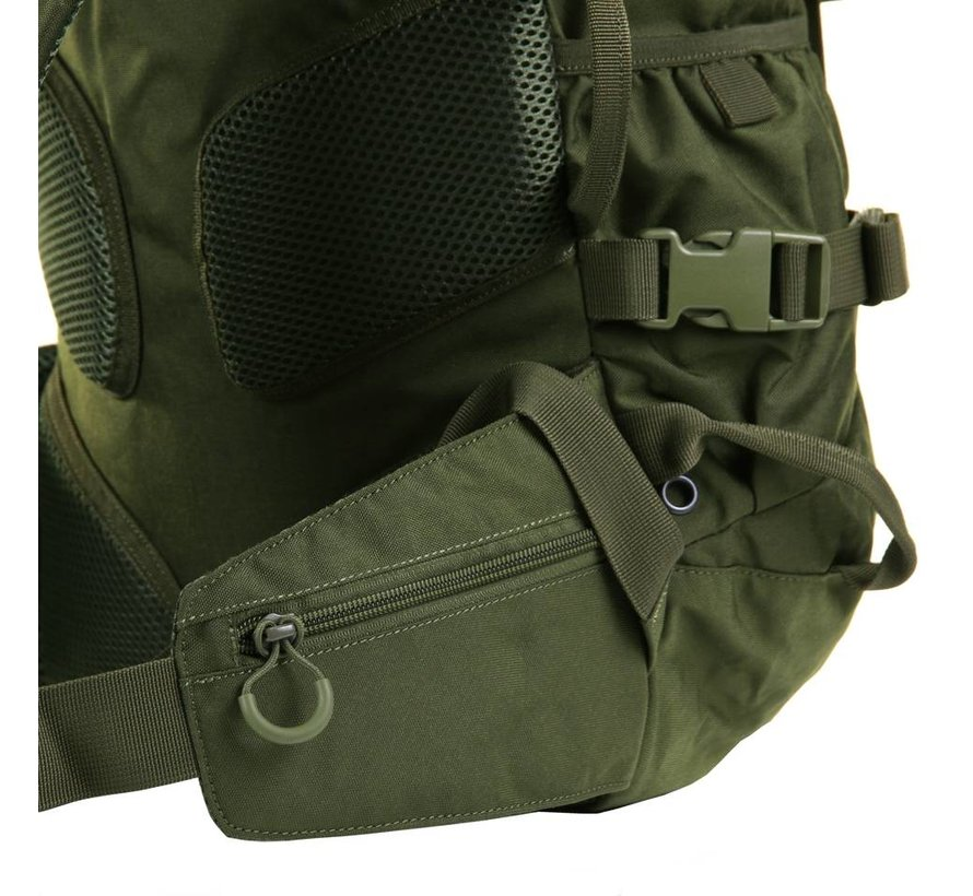 Crossover Backpack (Olive Drab)