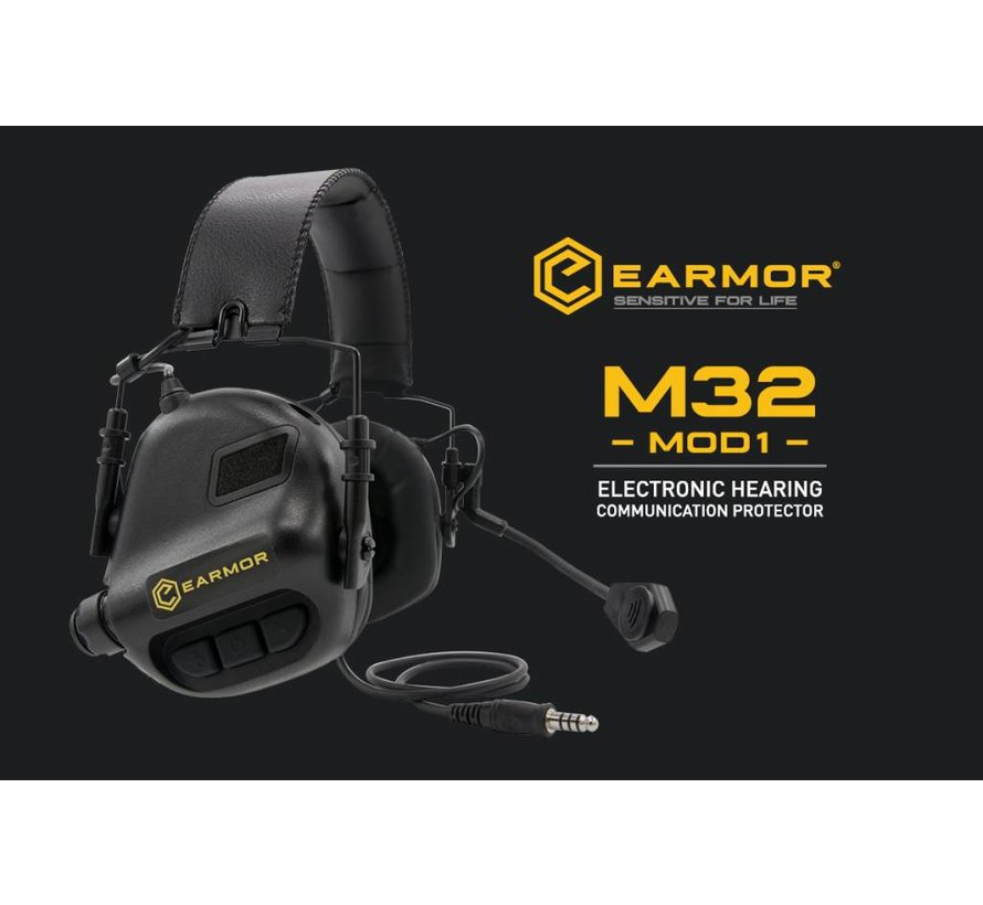 M32 MOD1 (Black)