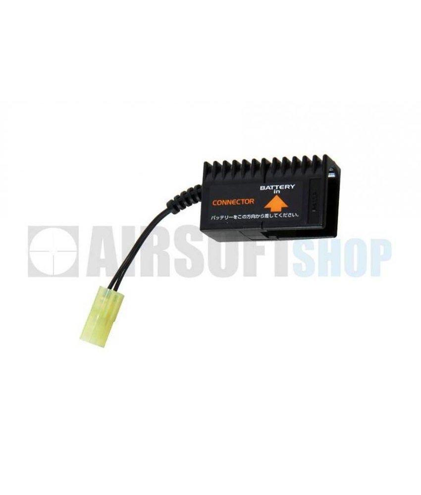 Tokyo Marui Tamiya Adapter New Micro 500 AEP Battery Charger