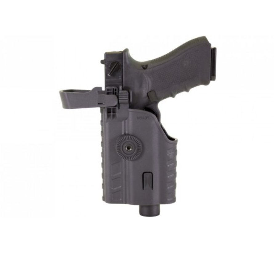 EU Series Light Bearing Holster (Black)