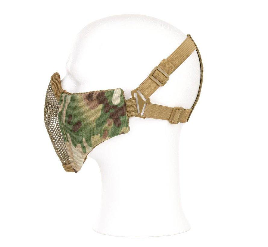 Nylon / Mesh Face Mask (Multicam)