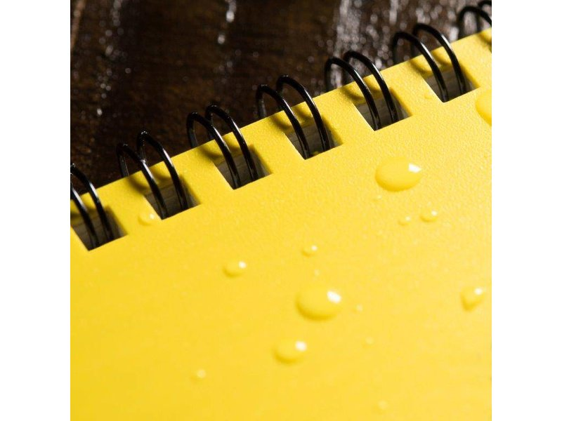 Rite In The Rain All Weather Notebook No. 135 (Yellow)