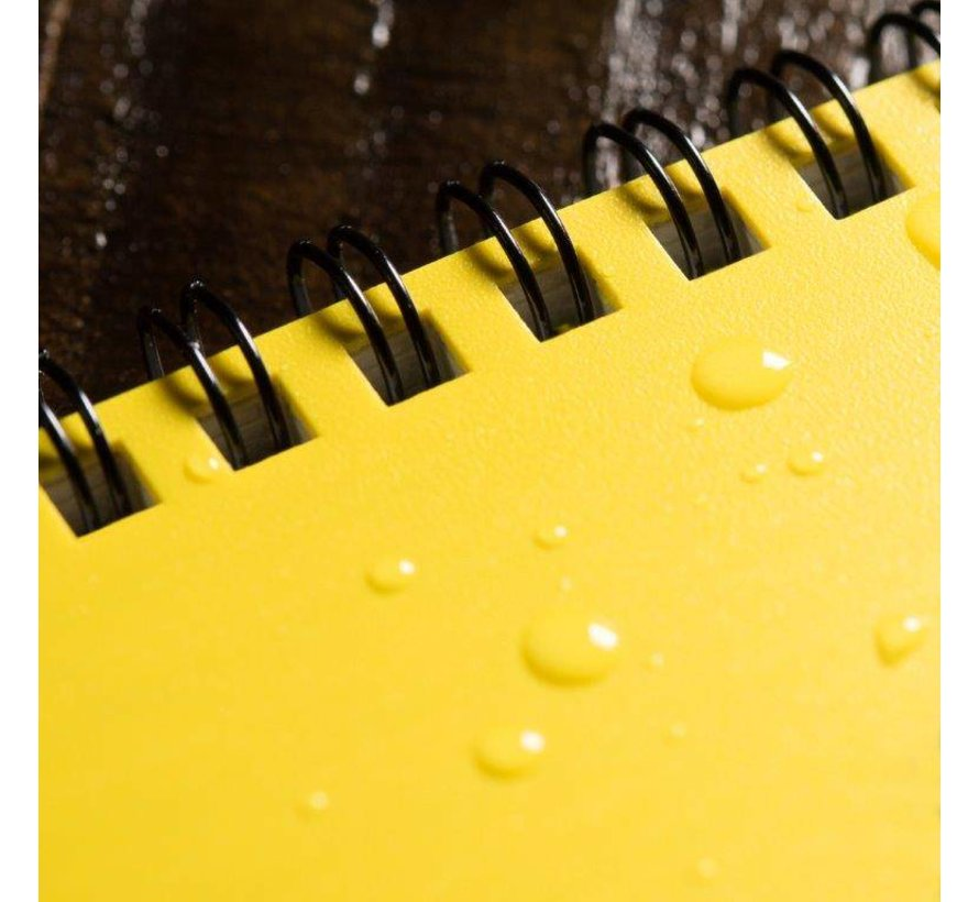All Weather Notebook No. 146 (Yellow)