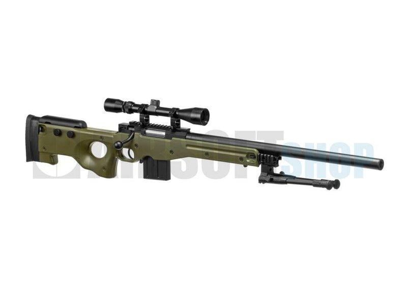 WELL L96 AWP Sniper Rifle Set (Olive Drab)