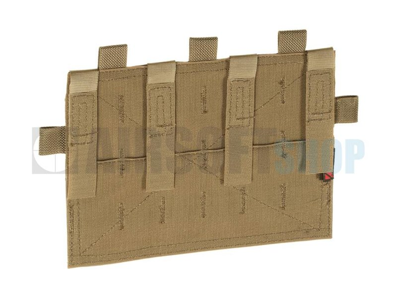 Crye Precision by ZShot AVS/JPC MOLLE Front Flap (Coyote)