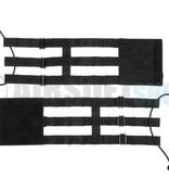 Crye Precision by ZShot AVS 3-Band Skeletal Cummerbund (Black)