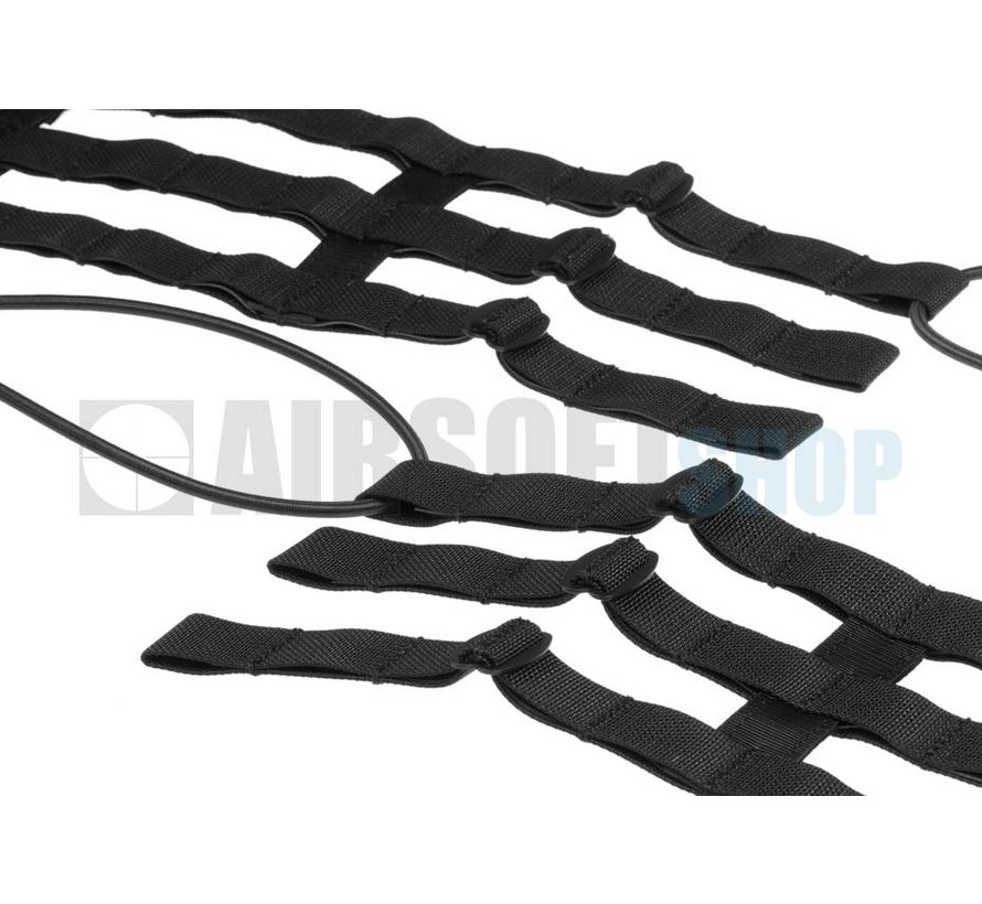 AVS 3-Band Skeletal Cummerbund (Black)