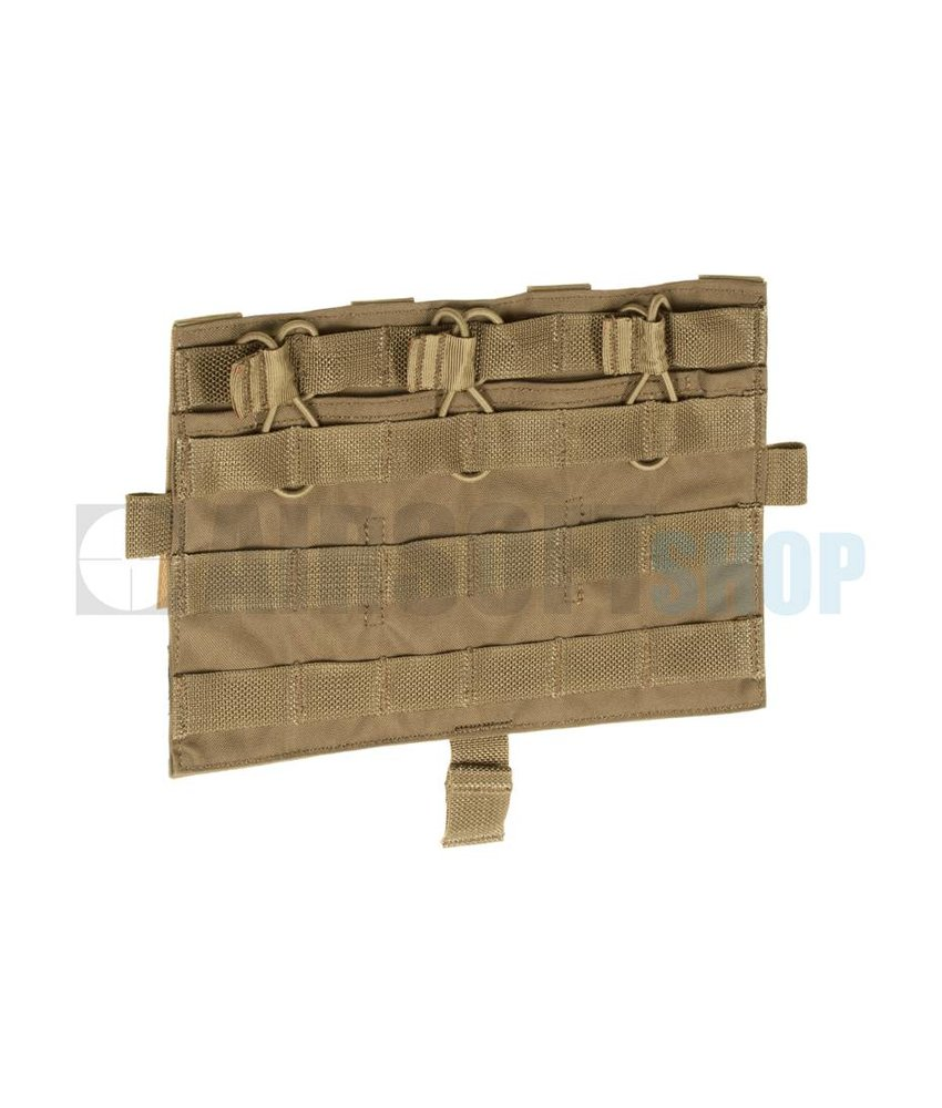 Crye Precision by ZShot AVS/JPC MOLLE Front Flap M4 (Coyote)