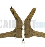 Crye Precision by ZShot AVS Base Configuration Plate Carrier (Coyote)