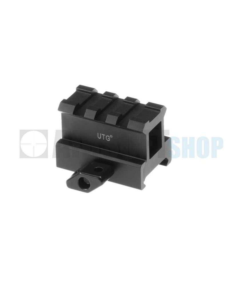 Leapers / UTG High Profile 3-Slot Twist Lock Riser