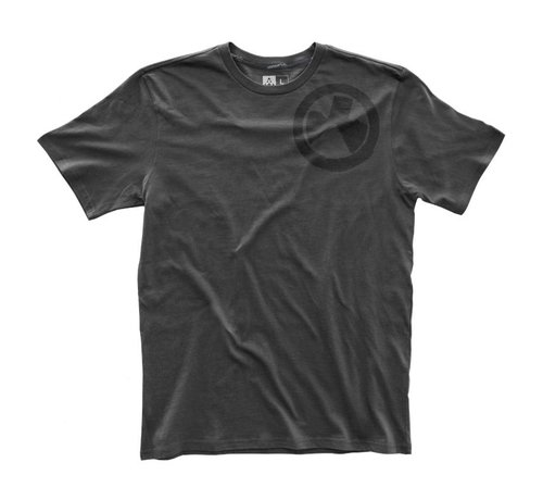 Magpul Fine Cotton Wet Logo T-Shirt (New Charcoal)