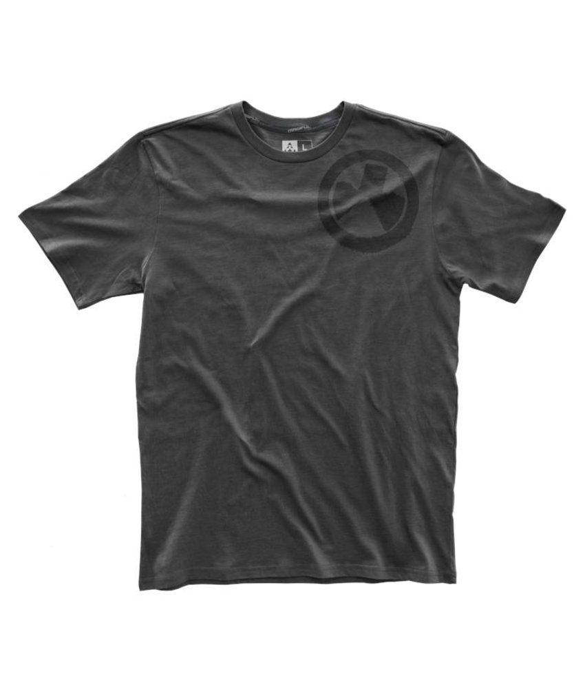 Magpul Fine Cotton Wet Logo T-Shirt (New Charcoal)