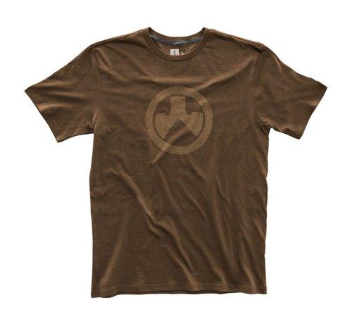 Magpul Fine Cotton Topo T-Shirt (Dark Brown)
