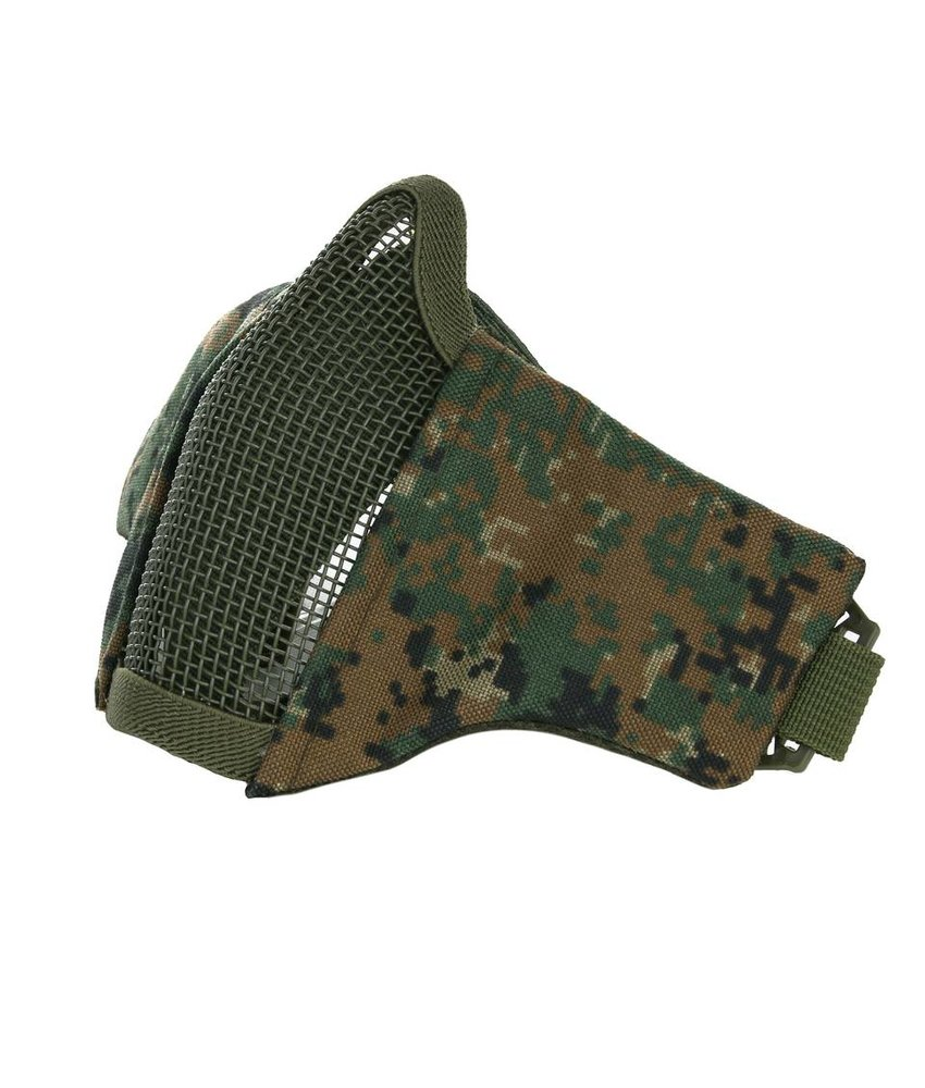 101 Inc Nylon / Mesh Face Mask (MARPAT)