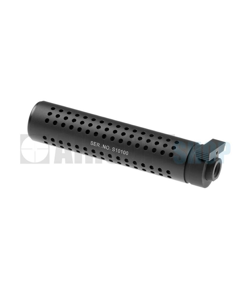 Pirate Arms KAC QD 175mm Silencer CCW (Black)