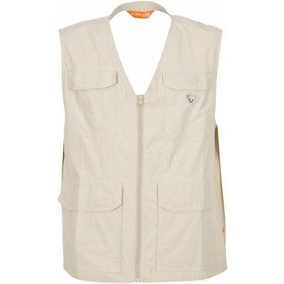 Life-Line Hike Heren Vest Met HHL Vital Protection in de kleur Beige