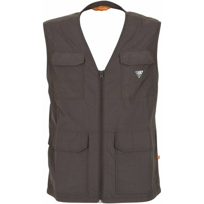 Life-Line Hike - Heren Anti Insect Vest in Donkergrijs