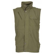 Life-Line Ben UV werend vest Heren in Groen