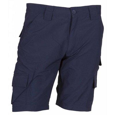Life-Line Inkosi korte broek heren, UPF40+, Sneldrogend, kleur Donkerblauw
