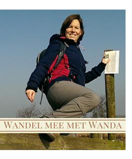 Wanda Catsman wandelt