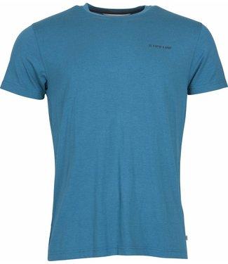 Life-Line Bamboe T-shirt 2-pack kleuren Blue-Green