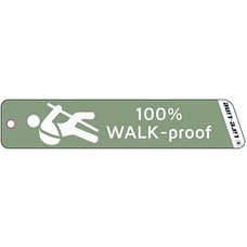 100% WALK-proof