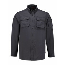 Life-Line Guide - Heren Long Sleeve Shirt Anti-Insect
