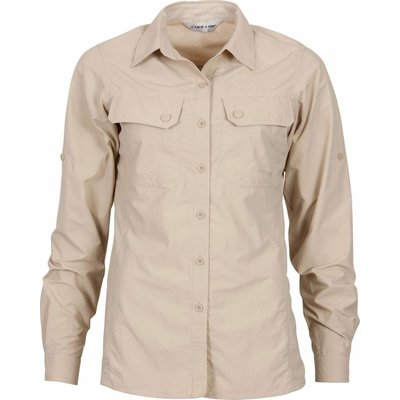 Life-Line Samani - Dames Shirt Anti-Insect in Beige