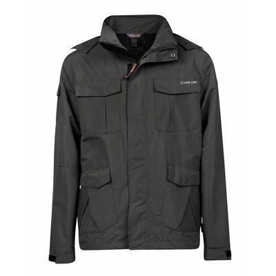 Life-Line Castor -  Heren all-season jas in zwart